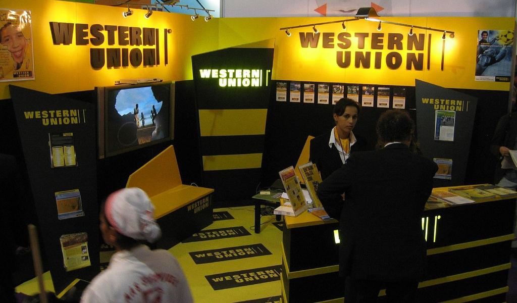 Western Union ОТП Банк
